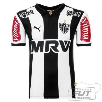 Camisa Puma Atlético Mineiro I 2015