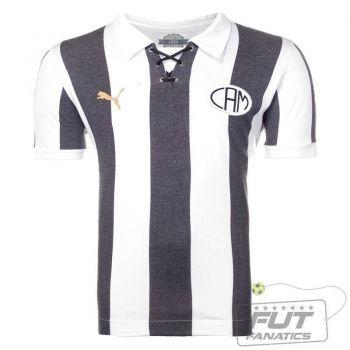 Camisa Puma Atlético Mineiro Retro 1914