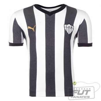 Camisa Puma Atlético Mineiro Retro 1950