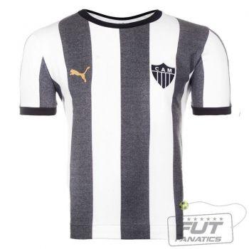 Camisa Puma Atlético Mineiro Retro 1971