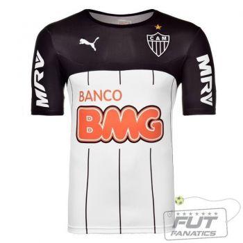 Camisa Puma Atlético Mineiro Treino Comissão Técnica 2014