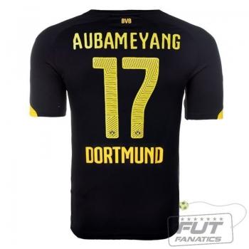 Camisa Puma Borussia Dortmund Away 2016