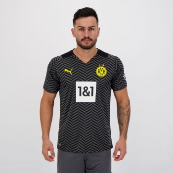 Camisa Puma Borussia Dortmund Away 2022