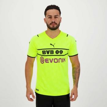 Camisa Puma Borussia Dortmund Cup 2022