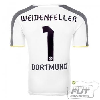 Camisa Puma Borussia Dortmund Gk 2015 1 Weidenfeller