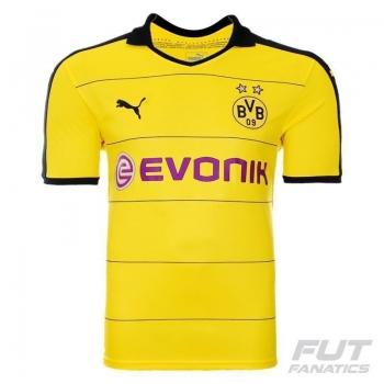 Camisa Puma Borussia Dortmund Home 2016