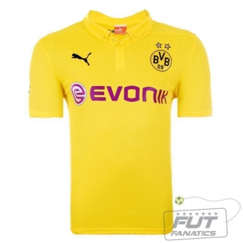 Camisa Puma Borussia Dortmund UCL 2015