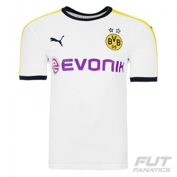 Camisa Puma Borussia Dortmund Third 2016