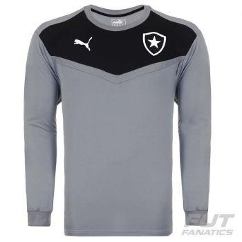 Camisa Puma Botafogo Goleiro Treino 2015 M/L Jogador