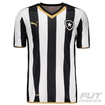 Camisa Puma Botafogo I 2014 Jogador