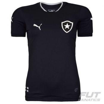 Camisa Puma Botafogo II 2015 Feminina
