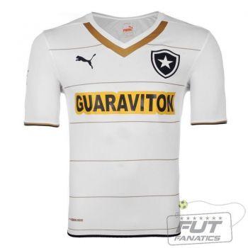 Camisa Puma Botafogo III 2014