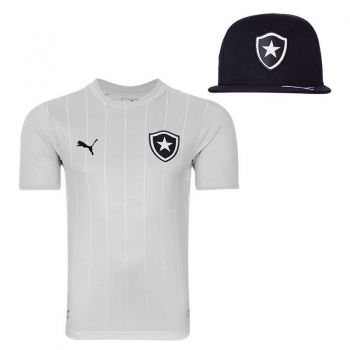 Camisa Puma Botafogo III 2015 + Boné Preto