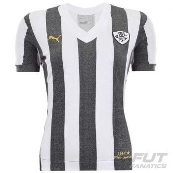 Camisa Puma Botafogo Retrô 1934 Feminina
