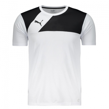 Camiseta Puma Br Entry Training Jersey Branca
