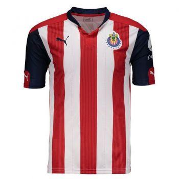 Camisa Puma Chivas Guadalajara Home 2017