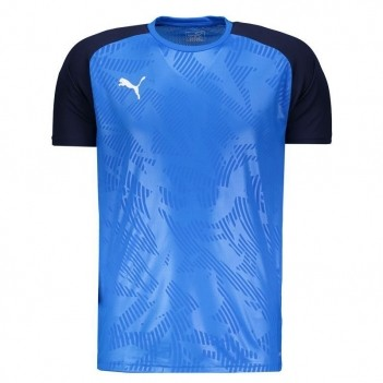 Camiseta Puma Teamsport Cup Training Core Azul