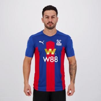 Camisa Puma Crystal Palace Home 2021
