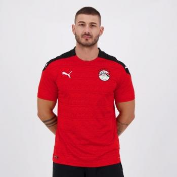 Camisa Puma Egito Home 2020