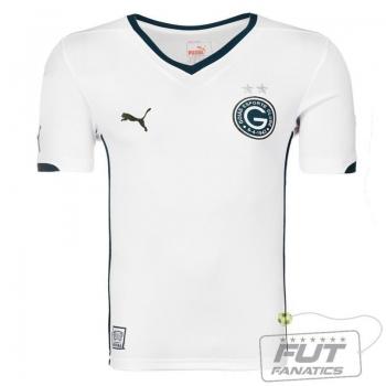 Camisa Puma Goiás II 2014 Juvenil
