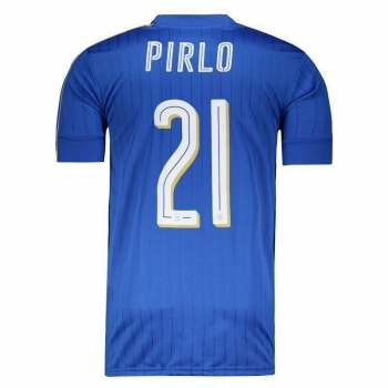 Camisa Puma Itália Home 2016 21 Pirlo