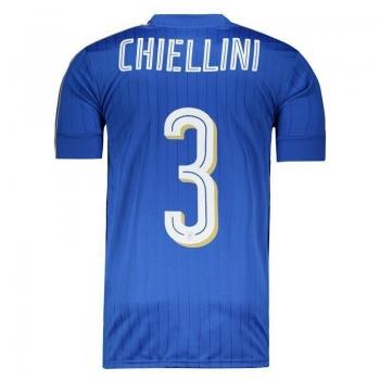Camisa Puma Itália Home 2016 3 Chiellini