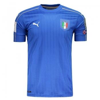 Camisa Puma Itália Home 2016 Eliminatórias FIFA