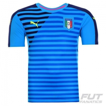 Camisa Puma Itália Stadium 2016