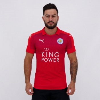 Camisa Puma Leicester City Away 2017