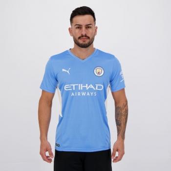 Camisa Puma Manchester City Home 2022