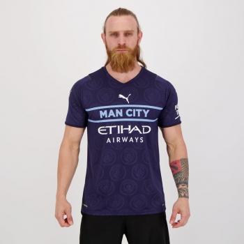Camisa Puma Manchester City Third 2022