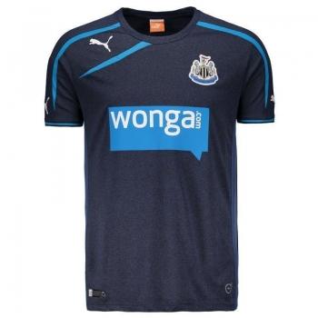 Camisa Puma Newcastle Away 2014 Azul