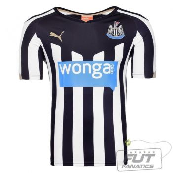 Camisa Puma Newcastle Home 2015