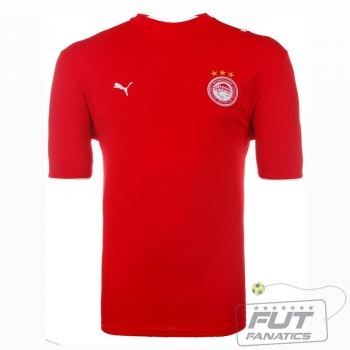 Camisa Puma Olympiakos Fourth 2007