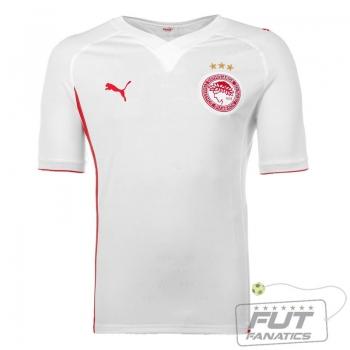 Camisa Puma Olympiakos Third 2009