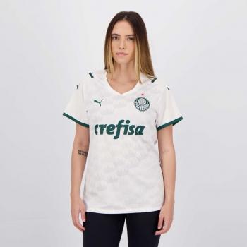 Camisa Puma Palmeiras II 2021 Feminina