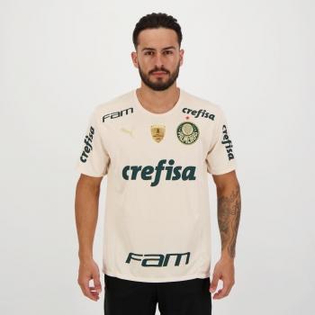 Camisa Puma Palmeiras III 2021 Campeão Libertadores