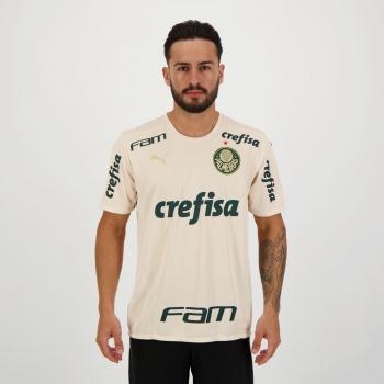 Camisa Puma Palmeiras III 2021 Com Patrocínio