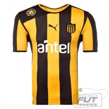 Camisa Puma Peñarol Home 2014 C/ Patrocínio