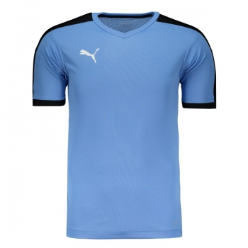 Camisa Puma Pitch Azul