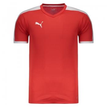 Camisa Puma Pitch Vermelha