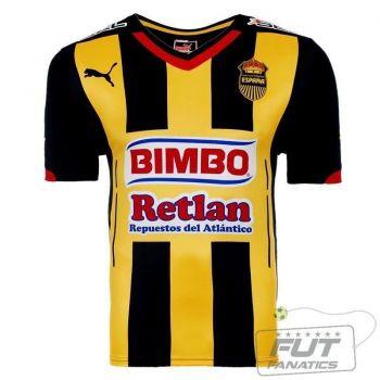 Camisa Puma RC Deportivo España Home 2014