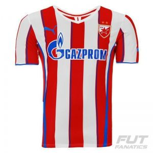 Camisa Puma Red Star Home 2014