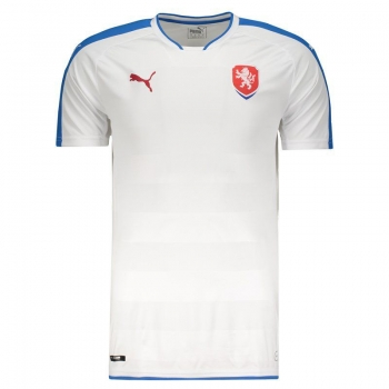 Camisa Puma República Tcheca Away 2016