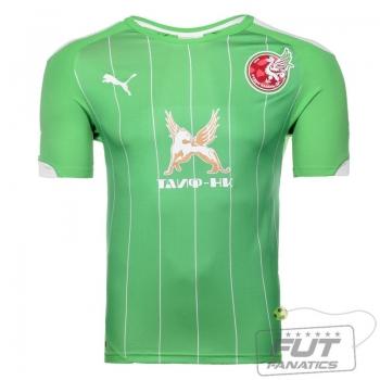 Camisa Puma Rubin Kazan Away 2015