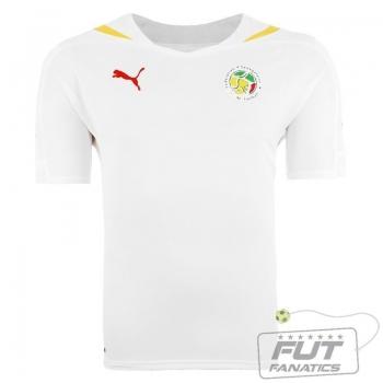Camisa Puma Senegal Home 2014