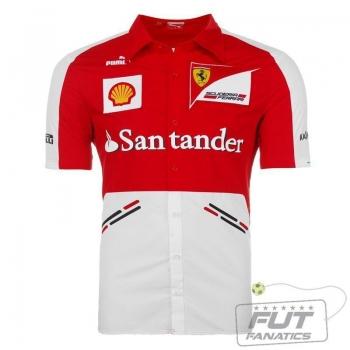 Camisa Puma Scuderia Ferrari Team