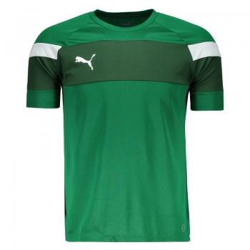 Camisa Puma Spirit Training II Verde