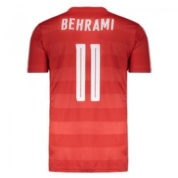 Camisa Puma Suíça Home 2016 11 Behrami