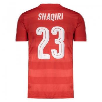 Camisa Puma Suíça Home 2016 23 Shaqiri